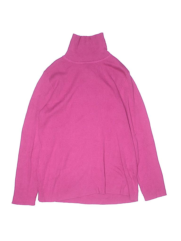 Lane Bryant Outlet Women Turtleneck Sweater Size 18 - 20w Plus (Plus)