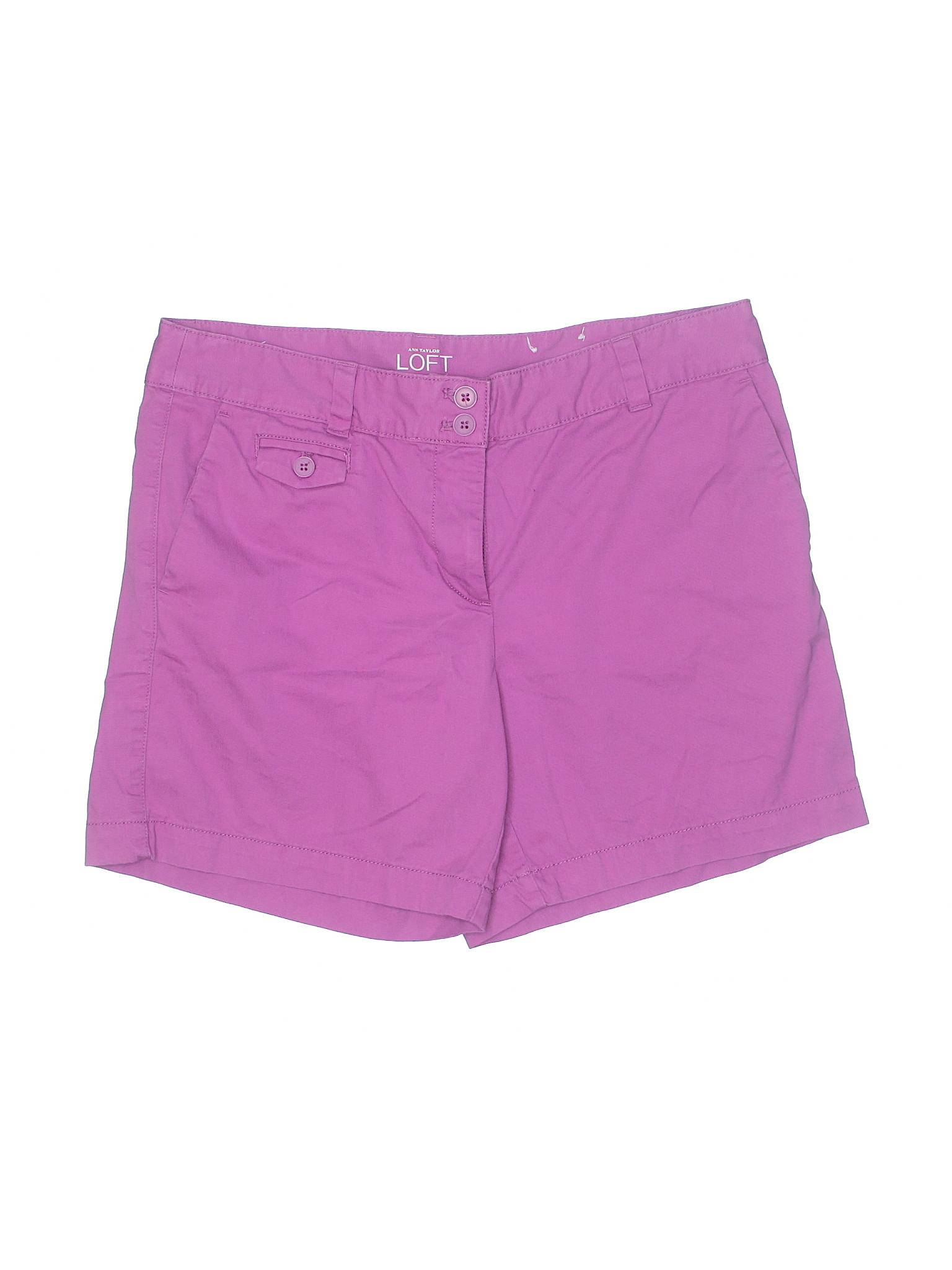 Shorts LOFT Boutique Khaki Taylor Ann wgqOIx6FZ