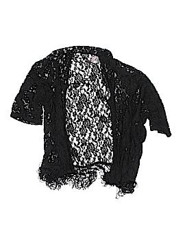Mauve Cardigan Size L