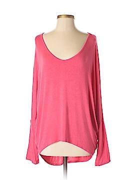 Q Long Sleeve Top Size L