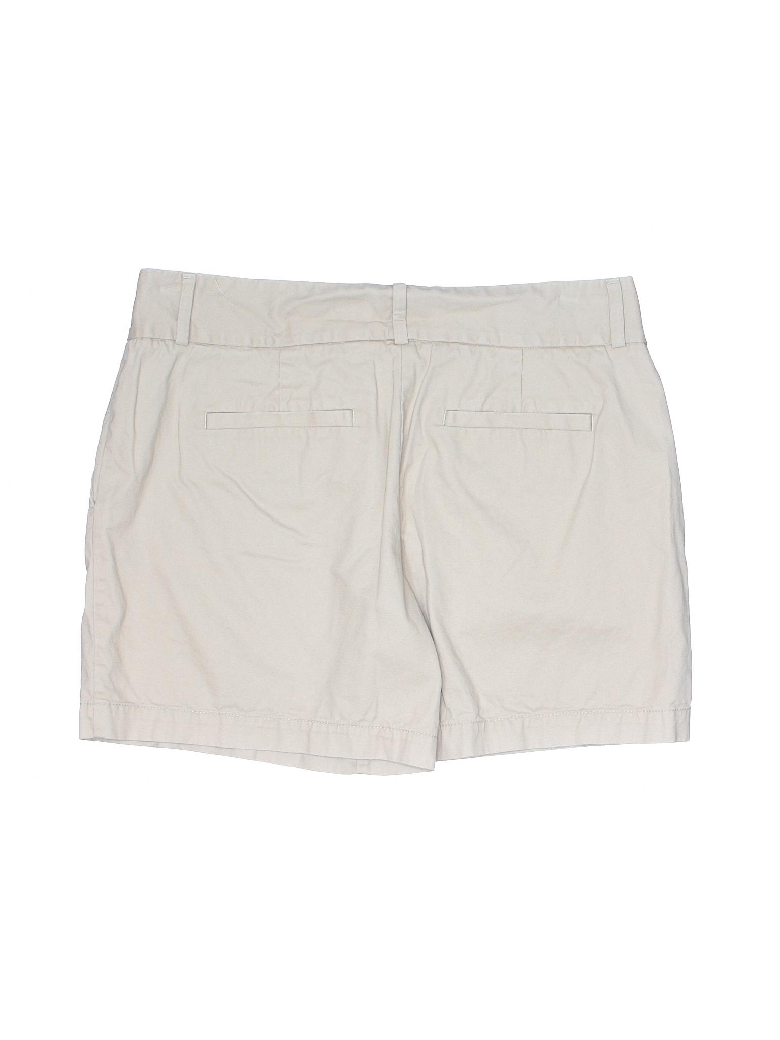Shorts LOFT Taylor Ann Khaki Boutique AFSUEqIHwH