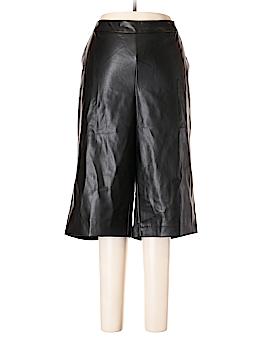 Bisou Bisou Faux Leather Pants Size 1X (Plus)