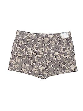 New York & Company Khaki Shorts Size 18 (Plus)