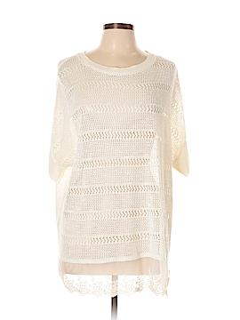Cotton Emporium Short Sleeve Top Size M