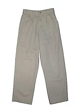Dockers Khakis Size 10 (Slim)