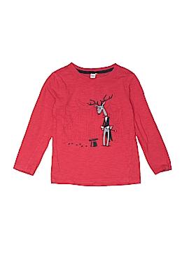 Petit Lem Long Sleeve T-Shirt Size 4