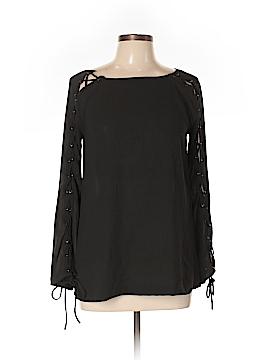 Greylin Long Sleeve Blouse Size M