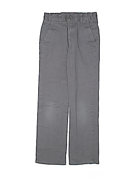 Chaps Khakis Size 10 (Slim)