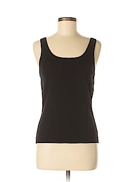 A. Giannetti Sleeveless Silk Top Size M