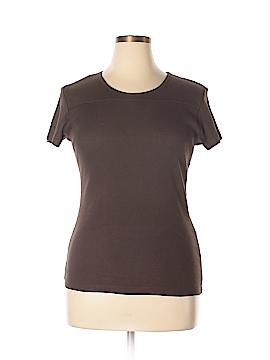 Moda International Short Sleeve T-Shirt Size XL