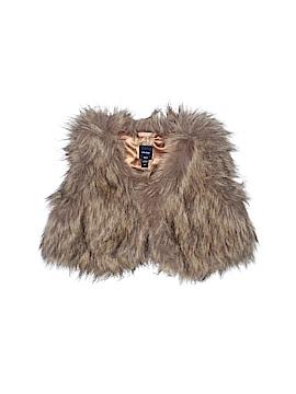 Baby Gap Faux Fur Vest Size 4T