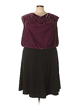 Liz Claiborne Cocktail Dress Size 24 (Plus)