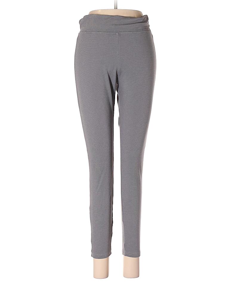 72fb9b9455935c Merona Solid Gray Leggings Size M - 41% off | thredUP