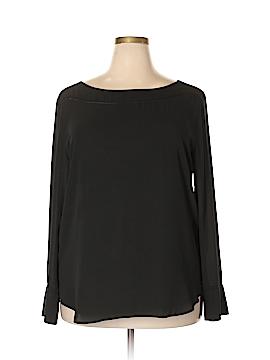 Ann Taylor Long Sleeve Blouse Size XXL