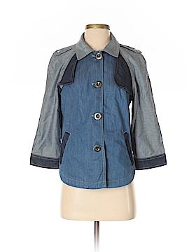 Chico's Denim Jacket Size Sm (0)