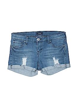 STS Blue Denim Shorts Size 7
