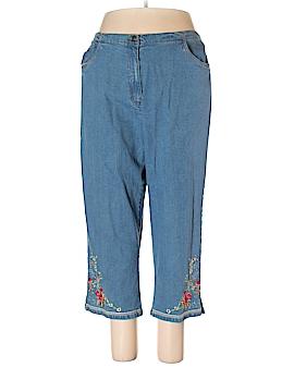 Denim Co Casual Pants Size 1X (Plus)