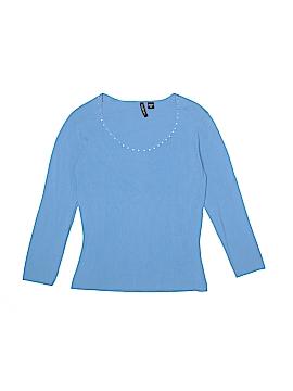 Venini 3/4 Sleeve Top Size XS