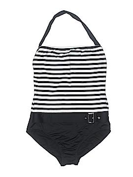 Beach House One Piece Swimsuit Size 8