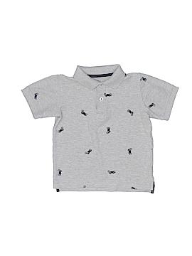 Carter's Short Sleeve Polo Size 4