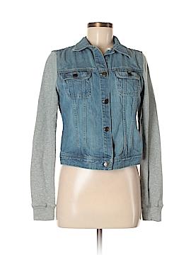 Chaps Denim Jacket Size M