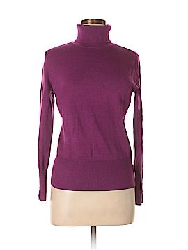 JM Collection Women Turtleneck Sweater Size S (Petite)