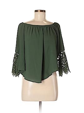 Cleo 3/4 Sleeve Blouse Size M