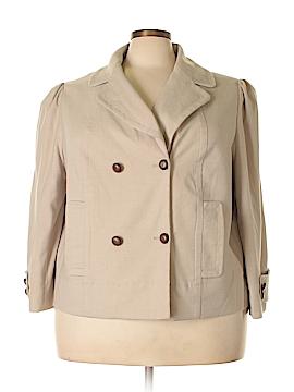 Worthington Coat Size 3X (Plus)