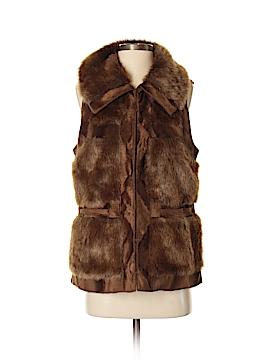 RLZ Faux Fur Vest Size S