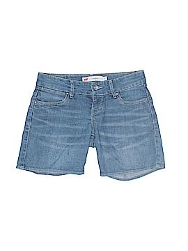 Levi's Denim Shorts Size 0