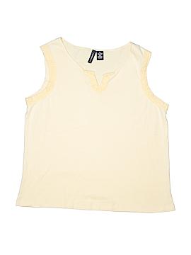 Jason Maxwell Sleeveless Top Size XL