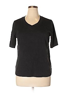 Cj Banks Short Sleeve T-Shirt Size 0X (Plus)