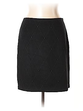 J. McLaughlin Wool Skirt Size 8