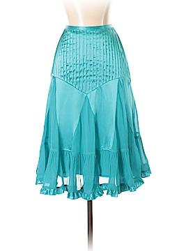 Bianca Nygard Silk Skirt Size 6