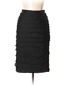 Armani Collezioni Silk Skirt Size 12