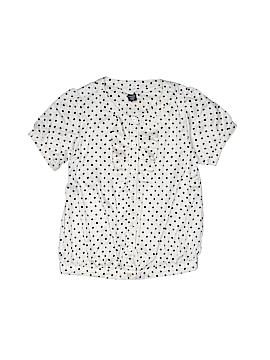 Baby Gap Short Sleeve Blouse Size 5