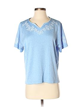 BonWorth Short Sleeve Blouse Size S (Petite)