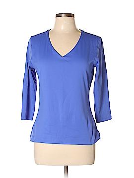 Judy P 3/4 Sleeve T-Shirt Size L