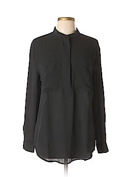 14th & Union Long Sleeve Blouse Size L