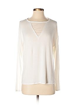 Peyton Jensen Long Sleeve T-Shirt Size S