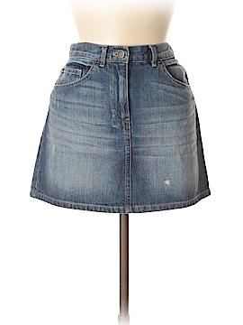 J. Crew Denim Skirt Size 16