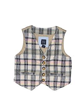 Baby Gap Tuxedo Vest Size 3