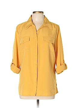 Elementz Long Sleeve Blouse Size XL (Petite)