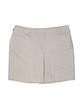 Talbots Outlet Khaki Shorts Size 10