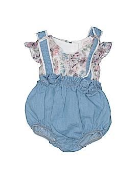Catherine Malandrino Short Sleeve Outfit Size 3-6 mo