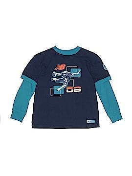 New Balance Long Sleeve T-Shirt Size 10 - 12