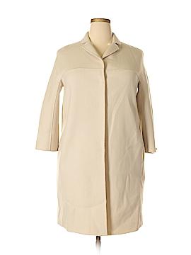 'S Max Mara Wool Coat Size 14