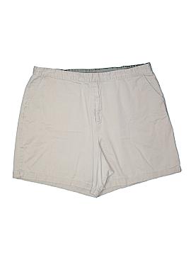 White Stag Khaki Shorts Size 22 (Plus)
