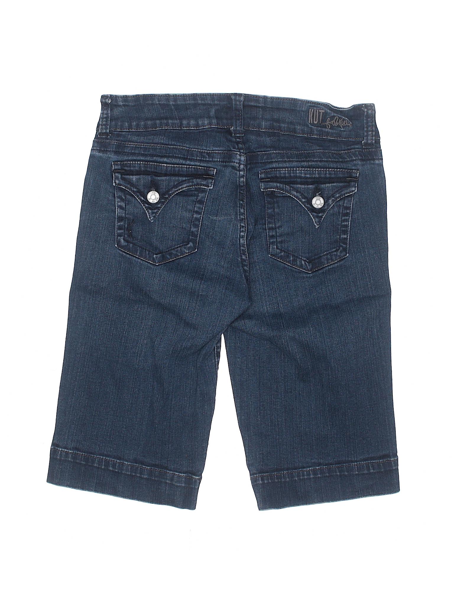 Denim Shorts Kut the from Boutique Kloth R16zpFxq