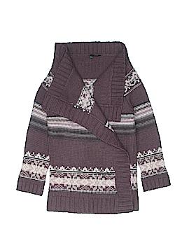 Benetton Class Wool Cardigan Size 6 - 7